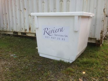 Container - Riviera Services SA